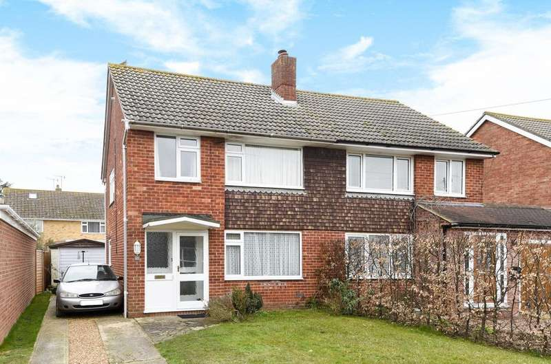 3 Bedrooms Semi Detached House for sale in Kelsey Avenue, Southbourne, PO10