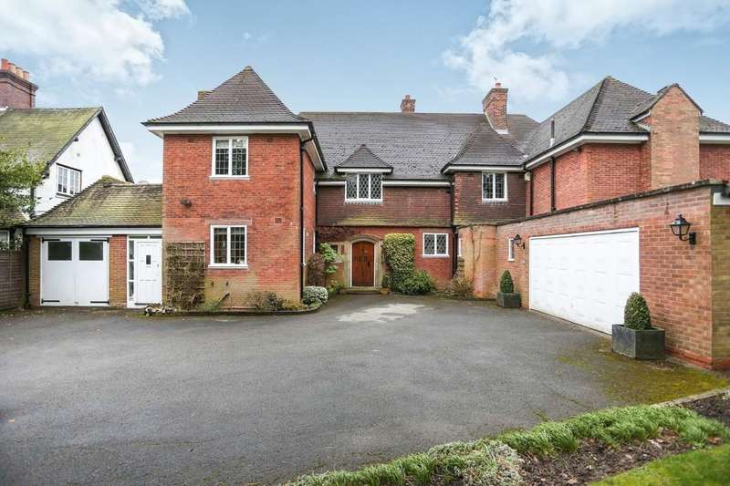 6 Bedrooms Detached House for sale in Rednal Road, Kings Norton