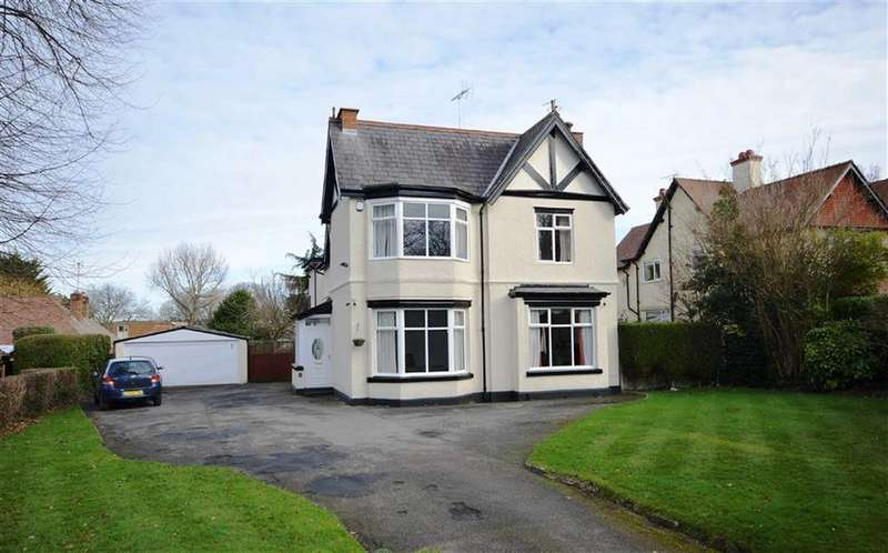 6 Bedrooms Detached House for sale in Moreton Road, CH49