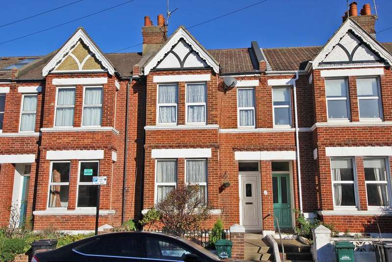 3 Bedrooms Terraced House for sale in Bates Road, Brighton BN1