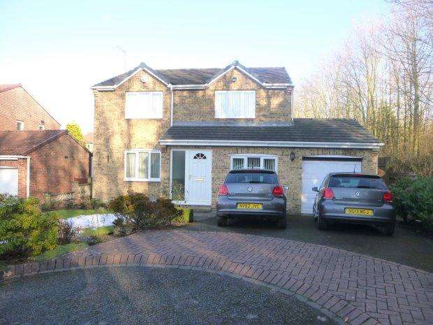 4 Bedrooms Detached House for sale in MEADOW VIEW, EAST HERRINGTON, SUNDERLAND SOUTH