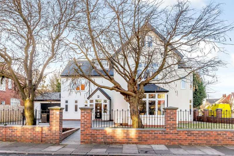 6 Bedrooms Detached House for sale in Wilson Gardens, Gosforth, Newcastle Upon Tyne, Tyne And Wear