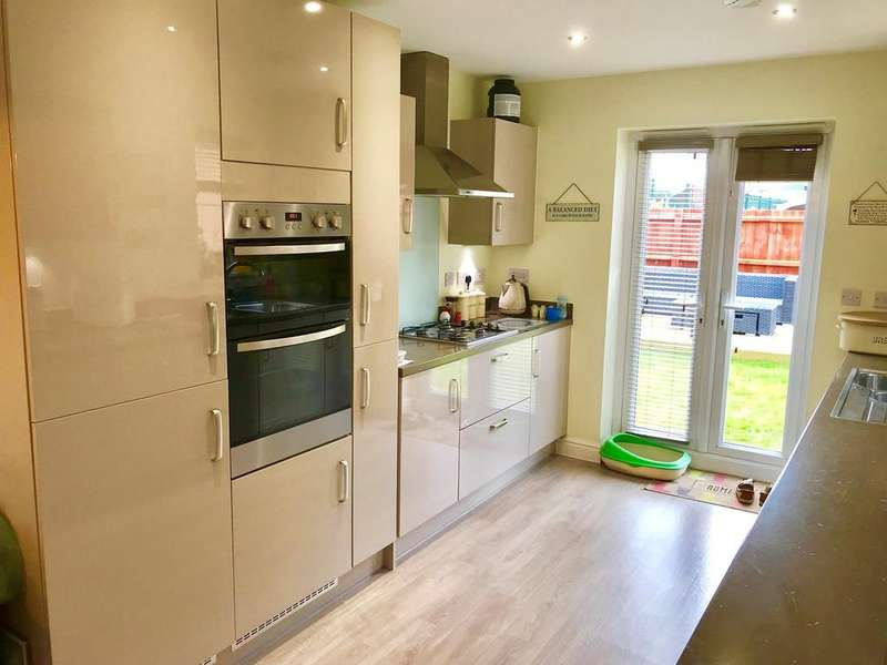 3 Bedrooms Detached House for sale in Tyne Close, Spalding, PE11