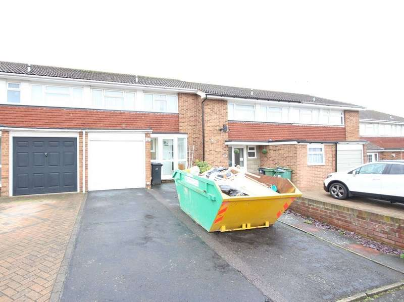 3 Bedrooms Terraced House for sale in ALLINGTON
