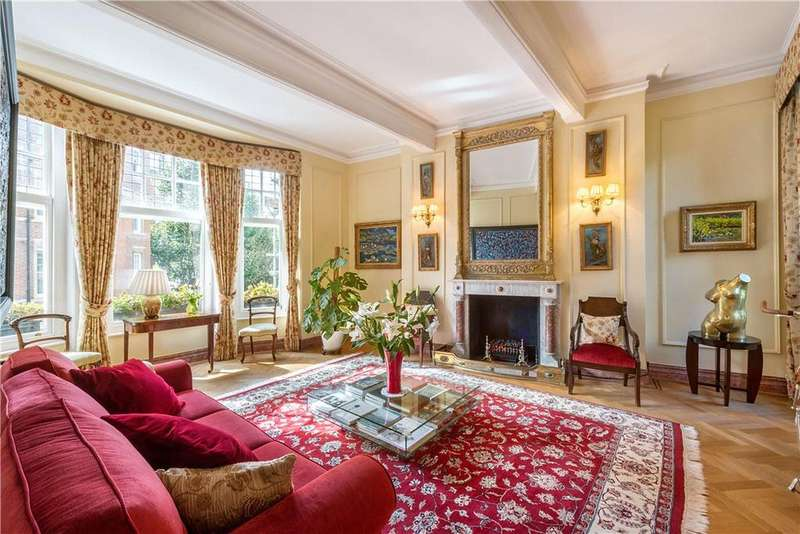 3 Bedrooms Flat for sale in Embankment Gardens, Chelsea, London, SW3