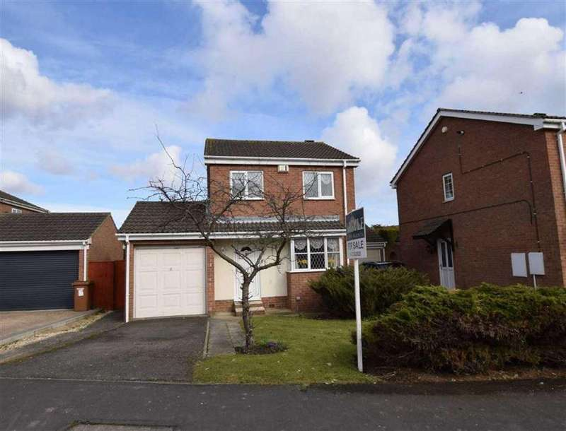 3 Bedrooms Detached House for sale in Ludborough Way, Cleethorpes, North East Lincolnshire