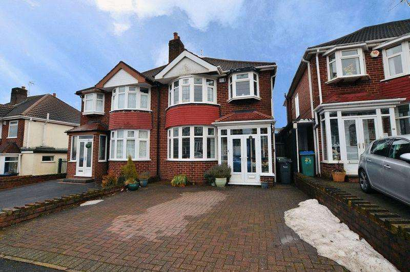 3 Bedrooms Semi Detached House for sale in Walters Road, Oldbury