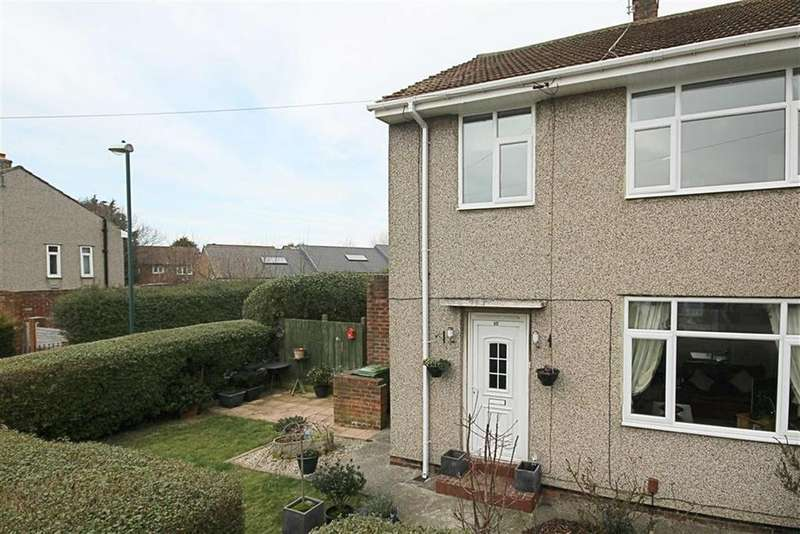 3 Bedrooms Semi Detached House for sale in Dorset Avenue, South Shields, Tyne And Wear