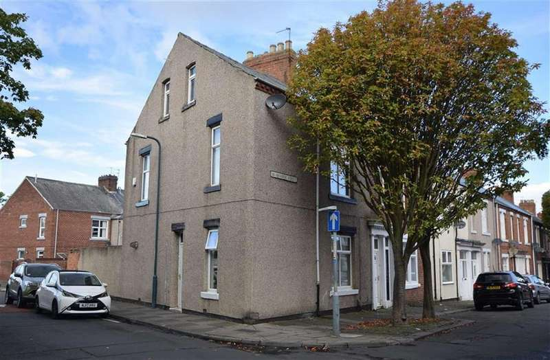 4 Bedrooms End Of Terrace House for rent in Straker Terrace, South Shields