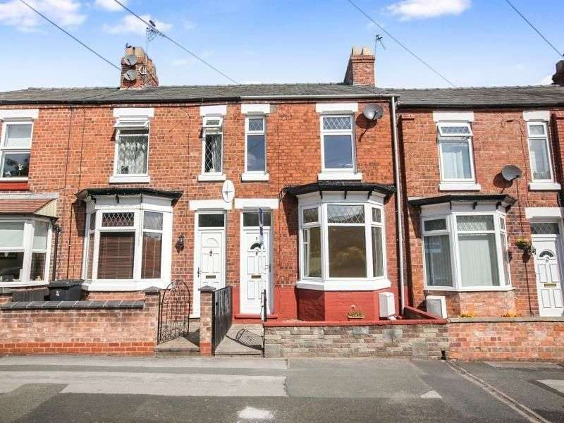 3 Bedrooms Property for rent in Park Road, Middlewich, CW10