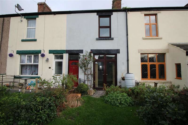 2 Bedrooms Terraced House for rent in Castle Terrace, HAVERIGG