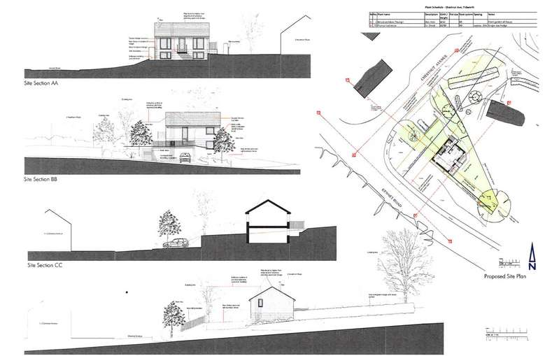 Plot Commercial for sale in Chestnut Avenue, Tidworth, Andover, Wiltshire, SP9