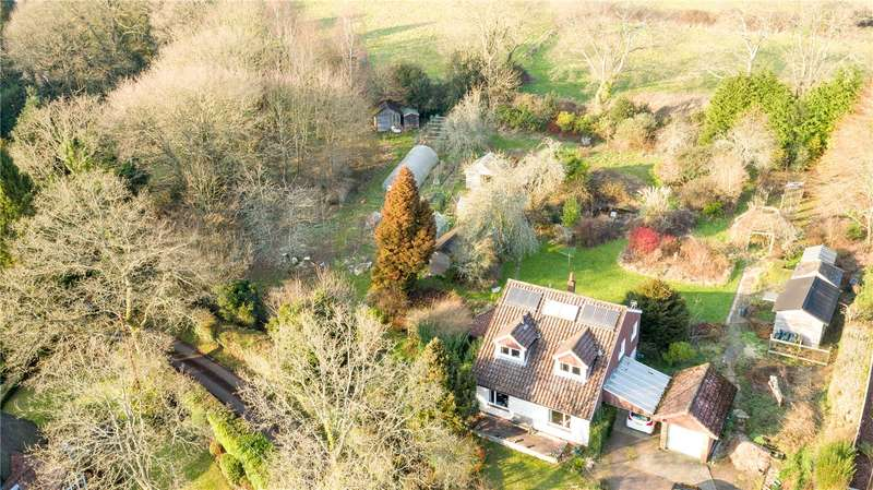 3 Bedrooms Plot Commercial for sale in Doctors Hill, Sherfield English, Romsey, Hampshire, SO51