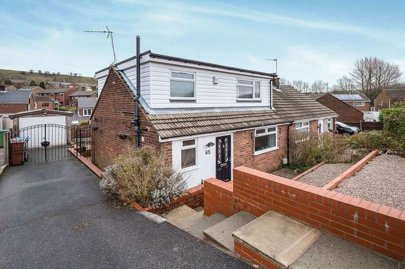 3 Bedrooms Semi Detached House for sale in Great Meadow, Shaw, Oldham, OL2