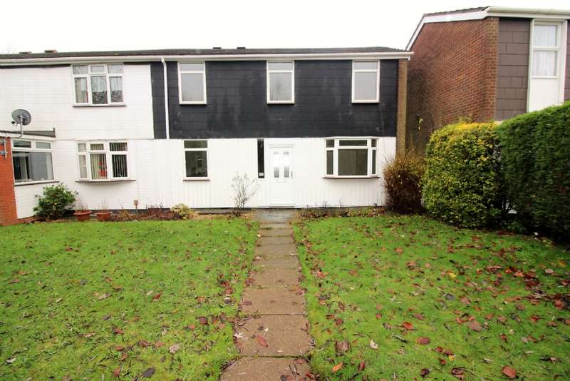 3 Bedrooms Semi Detached House for rent in Reynolds Walk, Ashmore Park
