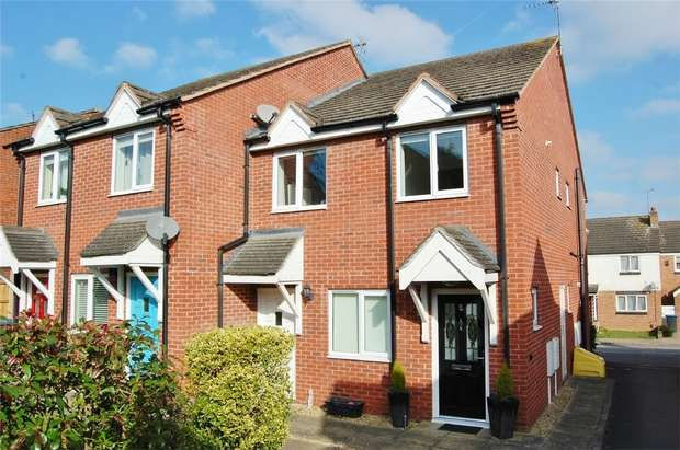 1 Bedroom Ground Maisonette Flat for sale in Lower Lea Place, RUGBY, Warwickshire
