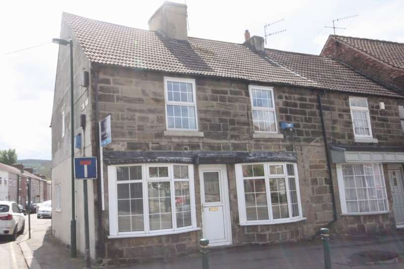 3 Bedrooms Terraced House for sale in Westgate, Guisborough, TS14
