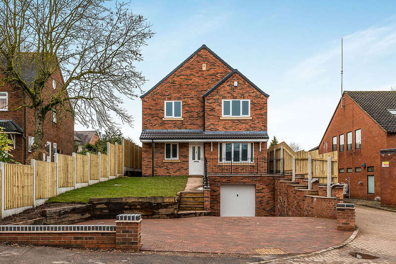5 Bedrooms Detached House for sale in Newport Road, Eccleshall, Stafford, ST21