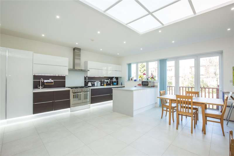 4 Bedrooms Terraced House for sale in Holders Hill Drive, Hendon, London, NW4