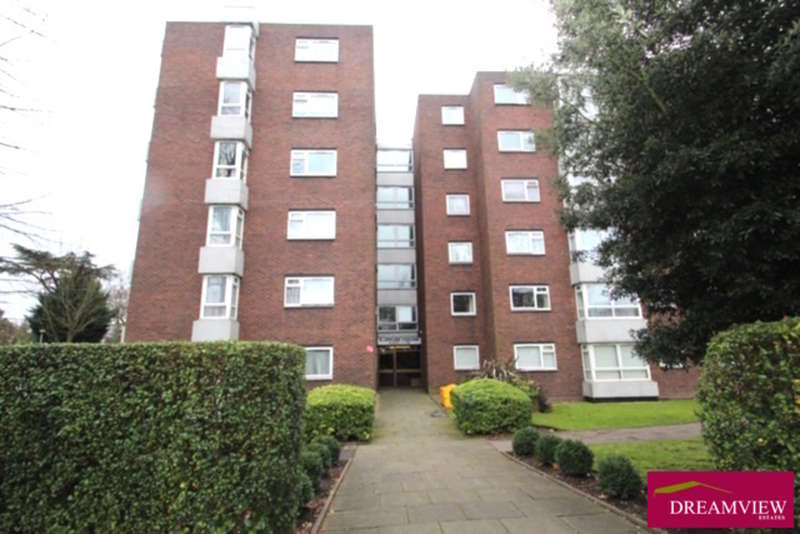 2 Bedrooms Ground Flat for sale in RAFFLES HOUSE, BRAMPTON GROVE, HENDON, LONDON, NW4