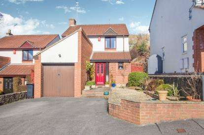 3 Bedrooms Detached House for sale in Dundridge Lane, St. George, Bristol
