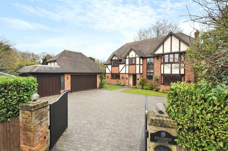 5 Bedrooms Detached House for sale in Kingsway, Chalfont St. Peter, Gerrards Cross, Buckinghamshire, SL9