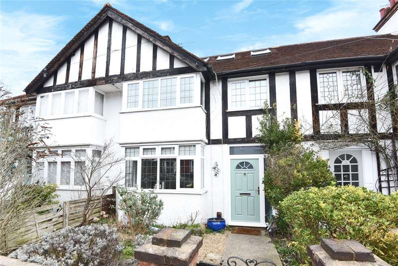 4 Bedrooms Terraced House for sale in Haydon Road, Watford, WD19