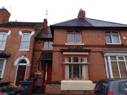 3 Bedrooms Terraced House for sale in Mason Road, Birmingham, West Midlands