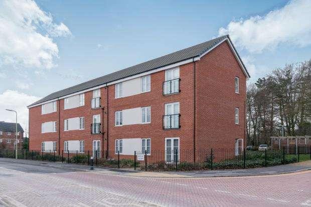 2 Bedrooms Flat for sale in Park Prewett Road, Basingstoke, Hampshire