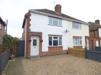 3 Bedrooms House for sale in Burleigh Avenue, Wigston, Leicestershire