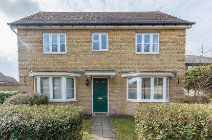 3 Bedrooms Detached House for sale in Hurdles Way, Duxford, Cambridge