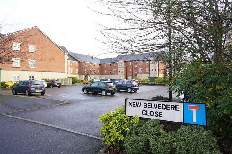 2 Bedrooms Apartment Flat for sale in 2 New Belvedere Close, Stretford, Trafford, M32