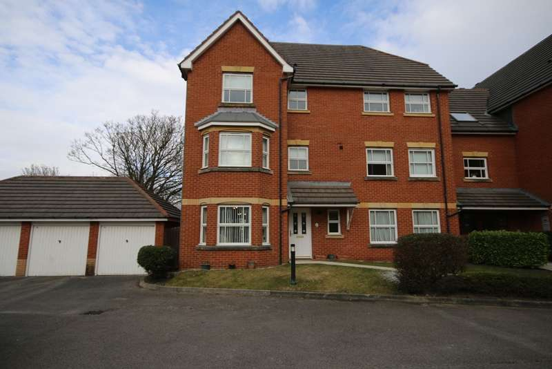 2 Bedrooms Flat for sale in Nelson Court, Birkdale, Southport