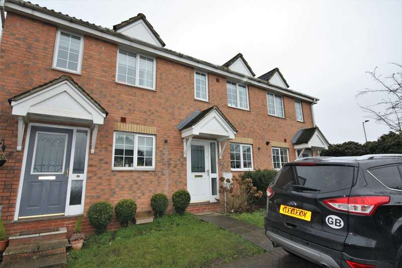 2 Bedrooms Mews House for sale in Moulsham Chase, Chelmsford