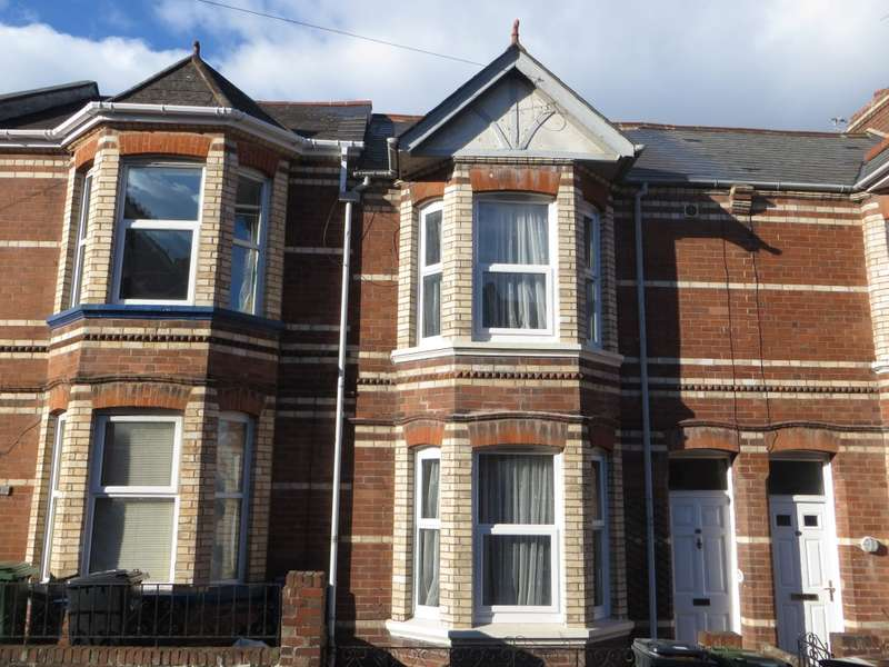 5 Bedrooms Detached House for sale in Mount Pleasant, Exeter