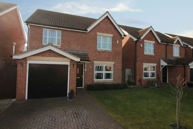 4 Bedrooms Detached House for sale in Fenland Court, Barton-Upon-Humber, South Humberside, DN18 5JB
