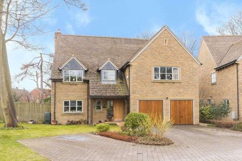 5 Bedrooms Property for sale in 14 Abingdon Road, Cumnor, Oxford