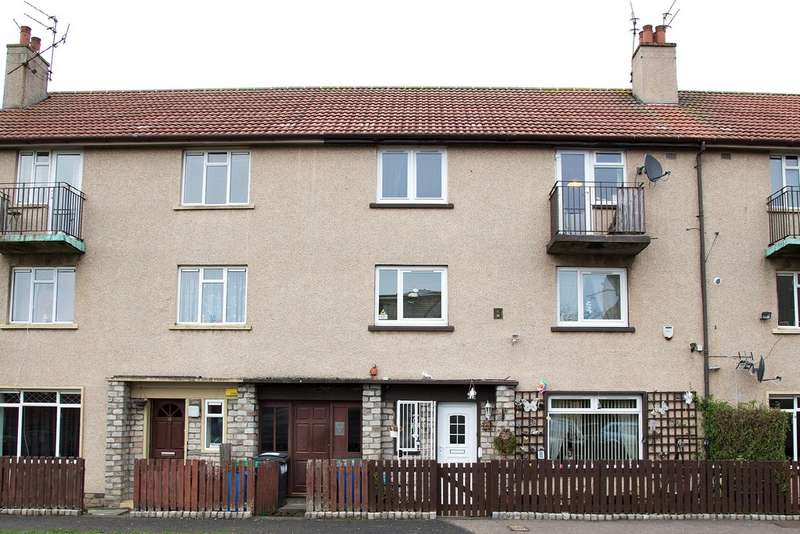 1 Bedroom Apartment Flat for rent in Winifred Crescent , Kirkcaldy KY2