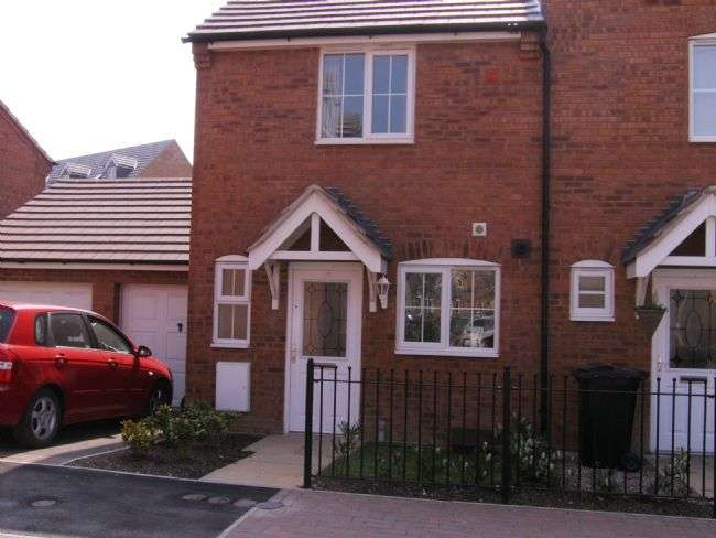 2 Bedrooms Semi Detached House for rent in Grantham