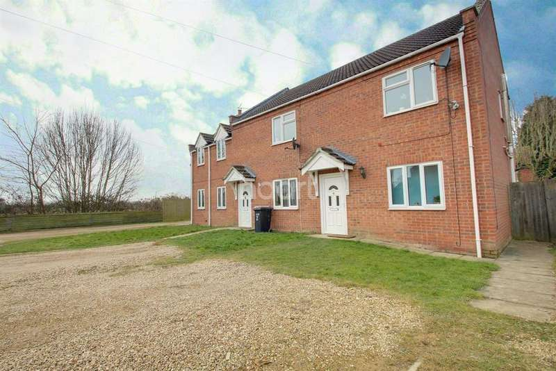 3 Bedrooms End Of Terrace House for sale in Argyl Gardens, Walsoken