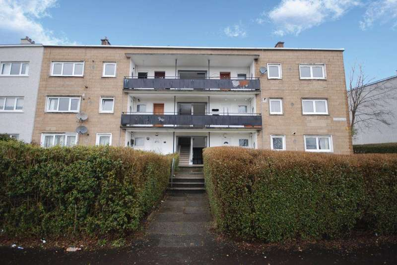 3 Bedrooms Flat for sale in 2/1, 34 Netherplace Road, Pollok, Glasgow, G53 5AH