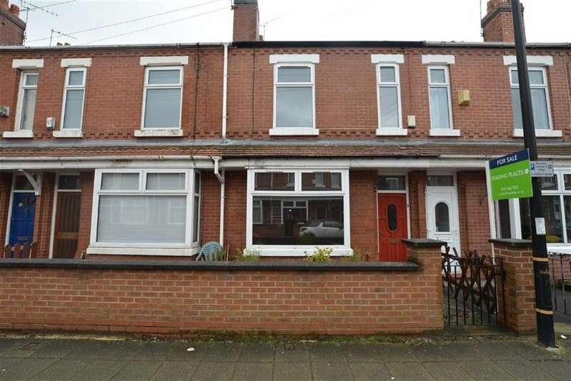 3 Bedrooms Terraced House for sale in Darley Street, STRETFORD
