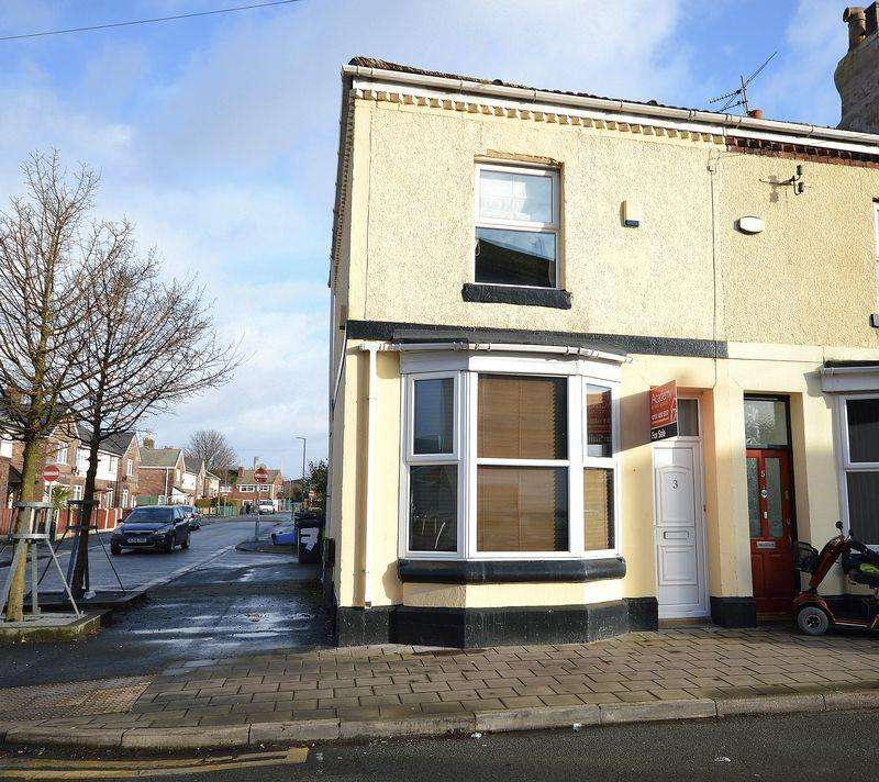 2 Bedrooms Terraced House for sale in Vine Street, Widnes