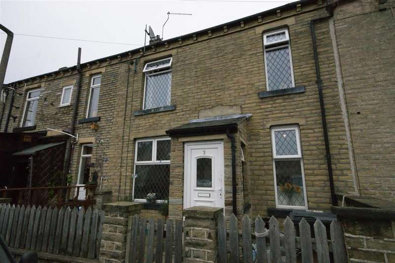 2 Bedrooms Terraced House for sale in Victoria Street, Brighouse