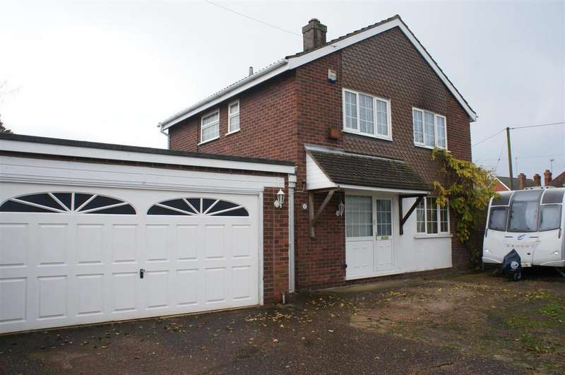 3 Bedrooms Detached House for sale in Springfield Way, Cranfield