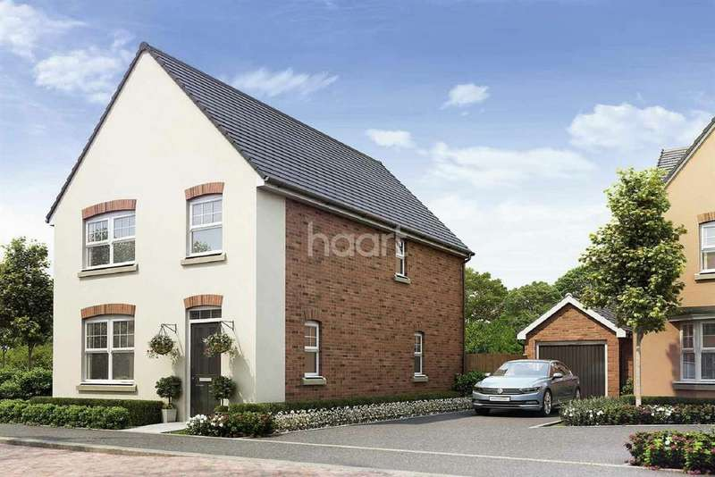 4 Bedrooms Detached House for sale in Plot 88, The Midford, Monmouth