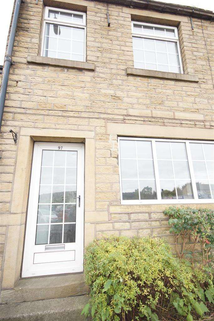 3 Bedrooms Terraced House for rent in Halifax Road, Prince Royd, Huddersfield