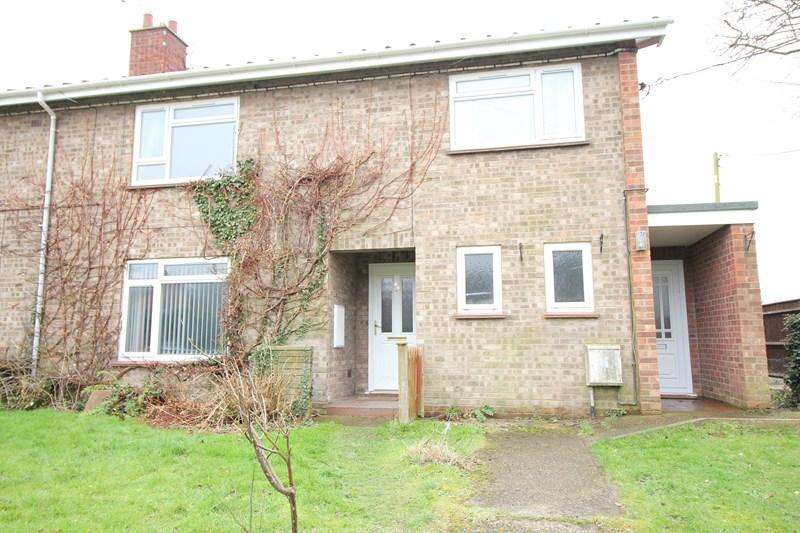 2 Bedrooms Flat for sale in Newton Street, Newton St. Faith, Norwich