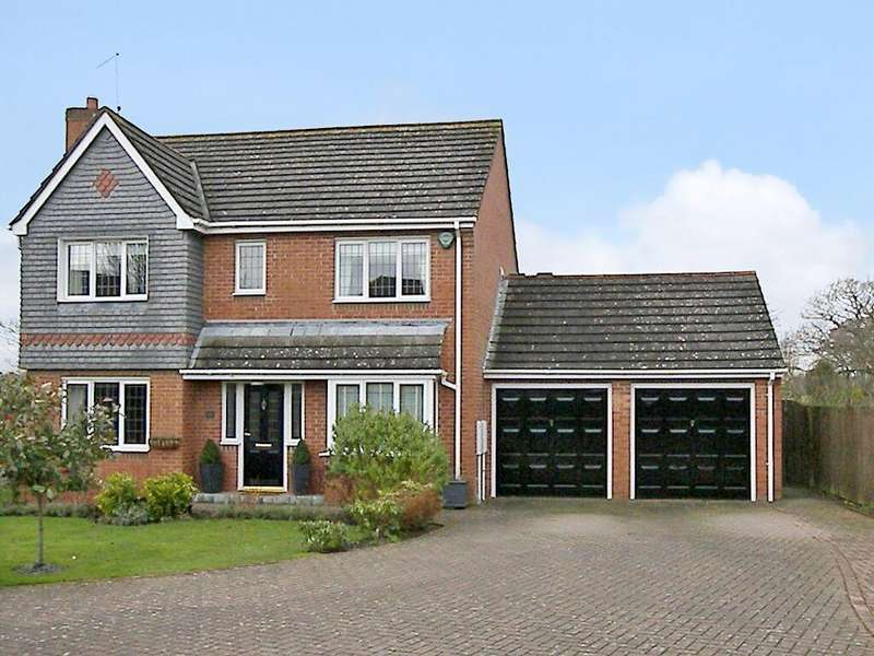 4 Bedrooms Detached House for sale in Stobhill Manor