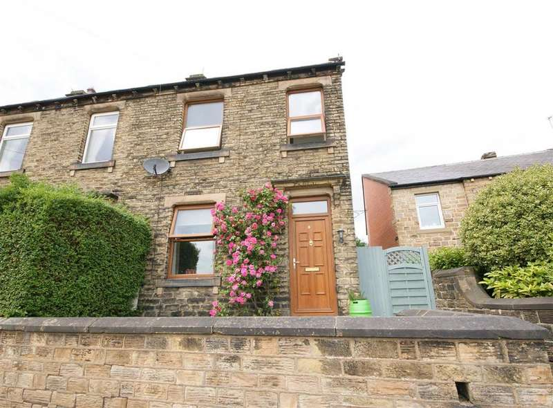3 Bedrooms Semi Detached House for sale in Bradley Road, Huddersfield